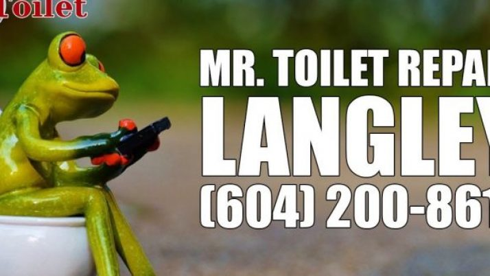 Toilet Repair Langley (604)-200-8617 | Mr. Toilet