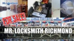 Mr. Locksmith Richmond For Sale